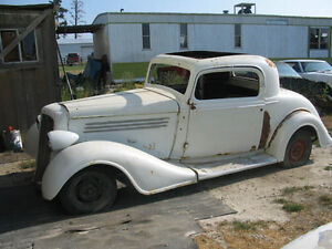 Looking for a 1933 to 1938 Coupe