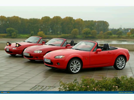 WANTED MAZDA MX5 MX-5 EUNOS☆DEAD OR ALIVE