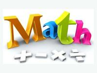 Tutor Math for grade 8 Peachland