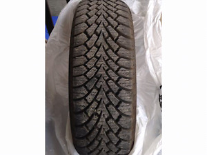 2 x Goodyear Nordic Winter Tires