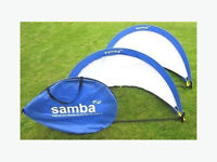 4ft Pair of Pop Up Goals - Samba