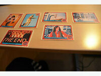 Sgt Pepper's Lonely Hearts club band 1978 cards