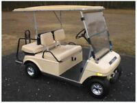 Extended Roof Canopy Top for Golf Cart