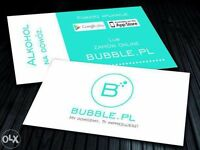 Premium graphic design | Need a original business card or creative LOGO? Just let me know! :-)