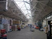 WAREHOUSE FOR RENT INCLUSIVE BUSINESS RATE, BETWEEN PARK ROYAL AND WEMBLEY