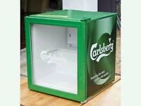 HUSKY Carlsberg fridge