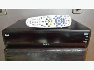 Bell 9241 HDTV with remote