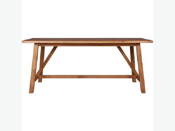 """Canonbury Tablein Leeds, West YorkshireGumtree - This is brand new in new packet. Just want to sell it. It is all totally fine and it is not broken. You should go and see it in my place. """"Solid wood with an easy living distressed look. Pair with chairs with a formal look or with benches for a more..."""