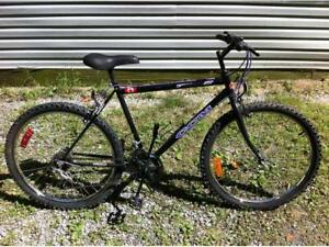 Adult CCM Pursuit 18 speed mountain bike in new condition