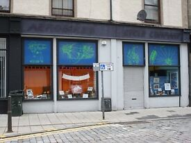 Retail Opportunity in Greenock- Previously Successful Photography Studio