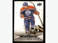 Nugent hopkins Young Guns Rookie Hockey