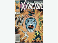 Crazy Trade #7: $220 of comic books for X-Factor #6