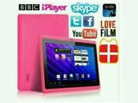 "Latest 7"" Android, Tablet PC, QUAD CORE, BLUETOOTH, LAPTOP IPAD EPAD"