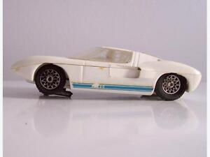 Strombecker   Scale Ford Gt Slot Car
