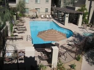 poolside Condo in Luxurious Fountain Hills AZ-Available X-mas