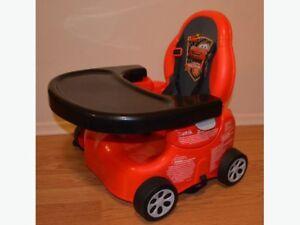 Lightening McQueen boaster seat