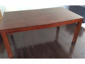 "42""×72""  Dining Table Only"