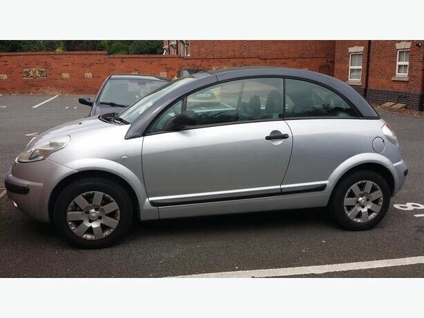 Citroen C3 PLURIEL (REMOVABLE ROOF), used for sale  Cardiff, Wales