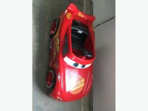 Lightning McQueen electric car