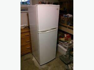 LTB apartment size fridge. Energy efficient
