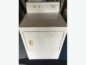 moving sale In excellent working condition dryer$50.00 today