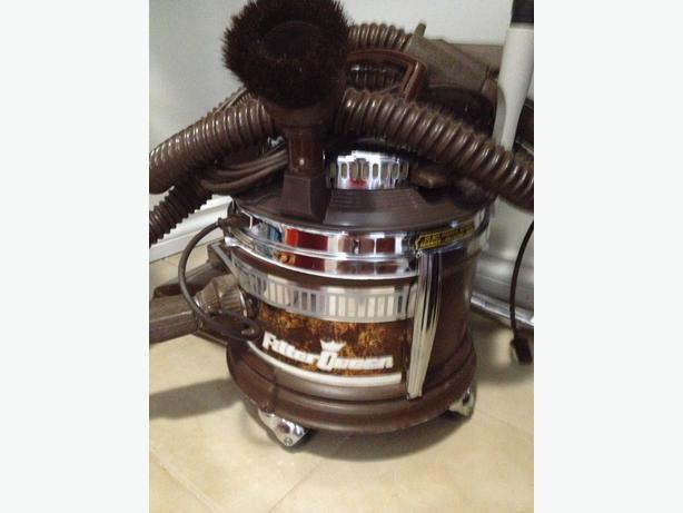 For Sale Filter Queen Vacuum Cleaner With Beater Bar