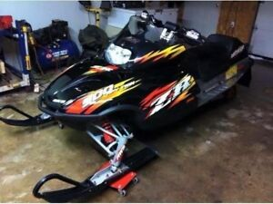 2003 ARCTIC CAT ZR ZR900 TWIN
