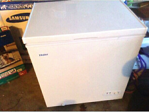 Hair deep  freezer 5.3cub