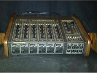 VINTAGE WORKING Traynor 6400 Series 2 Powered Mixer