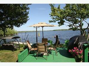 WaterFront Cottage for rent now booking Gatineau Ottawa / Gatineau Area image 3
