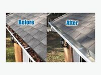 EAVESTROUGH CLEANING!