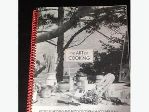 Mint Condition The Art of Cooking Cookbook