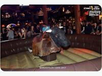 JED, The Mechanical Bull