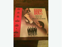 Reservoir Dogs Laserdisc