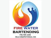 Affordable Wedding Bartending Service - Burnaby - FireWater™