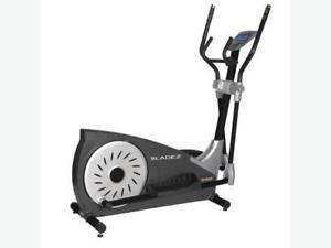 ELLIPTICAL for SALE, EXERCISE MACHINE, GYM EQUIPMENT, BLADEZ E550, LOSE WEIGHT