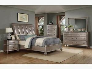 BLOWOUT SALE Gold Brand New Bed Room Suite (UPTO 50% off))