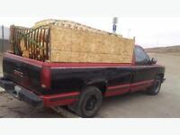 Juz Junk Hauling & Deliveries. . . . Call/Text 639-999-1070