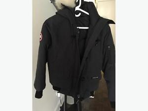 WOMEN'S BLACK BOMBER CANADA GOOSE FOR SALE West Island Greater Montréal image 1