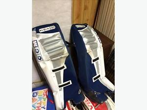 CCM Blockade Senior Goalie Pads