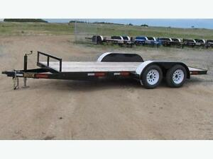 2016 Majestik L235 Econo 16ft Utility Trailer - 151929