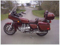 1983 GOLDWING ASPENCADE, COLLECTOR PLATES