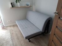 Ikea pull out sofa bed lycksele like new