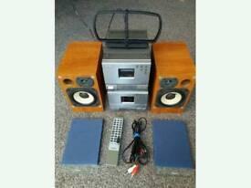 SONY TURNER CD/CASSETTE PLAYER HCD-T1
