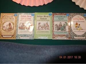 LITTLE BEAR SERIES - READING LEVEL 1 - 5 IN TOTAL - $8 for all 5