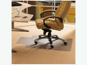 Place Mat in Good Condition (to use under office chairs)