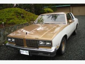 1980 Oldsmobile Cutlass Calais 442 W-30
