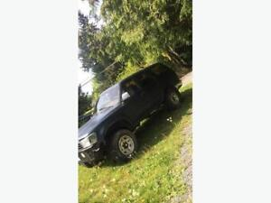 94 Toyota 4Runner Parts/Project truck