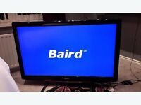 Baird 42 inch tv for sale. Low moore