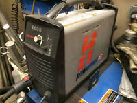 HYPERTHERM POWERMAX 45 PLASMA CUTTER AT GRAHAM AUCTIONS